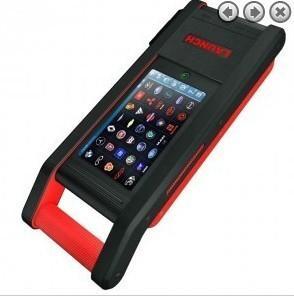 Quality Launch X431 GDS Diagnostic Scanner With Ethernet Port Internet Service wholesale