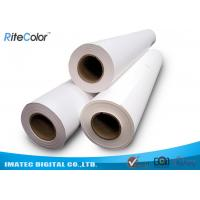 China Waterproof 190mic Matte Inkjet Printing Poly Synthetic Paper for Banner on sale