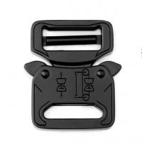 Buy cheap Professional Cobra Buckle , Metal Belt Buckle 27mm For Tactical Belt from wholesalers