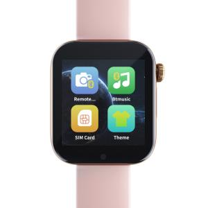 Quality 1.54 Inch TFT IPS HD 240x240 380mAh 4G Smart Phone Watch wholesale