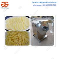 Quality Automatic Potato Chips Cutter|Electric Potato Cutter Machine|Commercial Vegetable Slicer and Cutter Machine wholesale