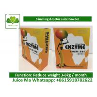 Quality Detox Tea Juice Diet Weight Loss Africa Mango Enzyme Powder For Fat Burning wholesale