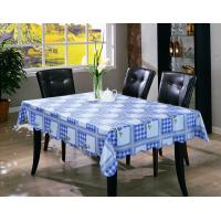 China PVC Table Linen with Non-woven Backing on sale