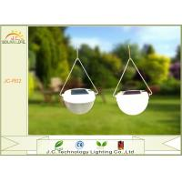 Buy cheap High Brightness Portable IP55 Outdoor Solar Led Lights Hanging Solar Garden Lanterns from wholesalers