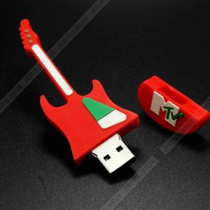 China Guitar  Shape 32GB USB 2.0 Flash Drive  Pen Drive Thumb Drive Memory Stick Pendrive on sale