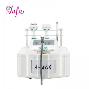 China New Product 4 Heads portable ultrasonic cavitation RF Vacuum slimming machine for salon use LF-136 on sale