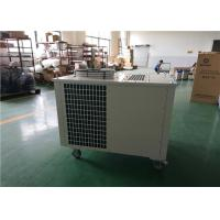 Energy Saving Temporary Air Conditioning Units R410a Gas Spot Cooling