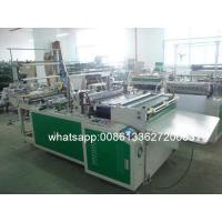 Quality High Speed Side Sealing Bopp / OPP Plastic Bag Making Machine wholesale
