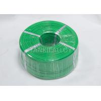 Quality Tankii Green/White/Black 20 Awg 24 Awg Thermocouple Extension Cable Type K With Ptfe Insulation wholesale