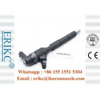 Quality ERIKC 0445110526 Bosch Common Rail Injector 0 445 110 526 Fuel Truck Injection 0445 110 526 wholesale