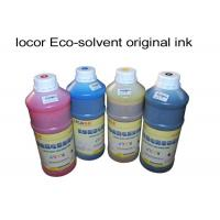 Quality C / M / Y / K Ink Series Inkjet Printer Ink For Piezo Electric Outdoor Printer  wholesale