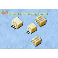 Cheap 2 Pin / 3 Pin Wire Connector Terminals , SMD Female Wire Terminal Connectors for sale