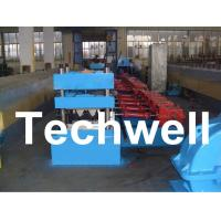Quality 15 Forming Station Crash Barrier Roll Forming Machine for Highway Guardrail TW-W312 wholesale