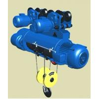 Quality Double speed wire rope motor hoist 15 ton wholesale