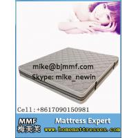 China New products on market Euro-top compressed spring mattress on sale