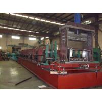 Quality Manual 22KW Cable Tray Roll Forming Machine 3 Phase with 6 Tons wholesale
