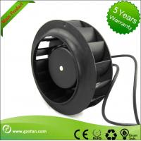 Quality PA66 Silent AC EC Centrifugal Fans With Backward Curved Blades wholesale
