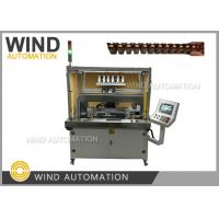 Quality 8KW BLDC Coil Winding Machine 600RPM Straight Lamination 3 Phase Small Slot Size wholesale