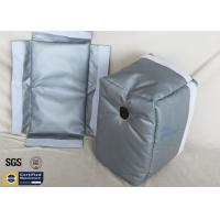 Quality Thermal Insulation Jackets Removable Actuator Heat Resistant Blanket  300℃ 25MM wholesale