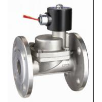 Quality 20mm Two Way High Pressure Electric Valve , Diaphragm Solenoid Valve Stainless Steel wholesale