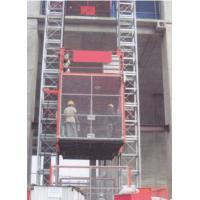Quality 36 m/min Construction Hoist Elevator for Warehouse / High Tower wholesale