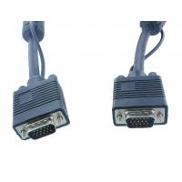 China 15P Digital Monitor VGA Cable for computer HDTV With Filter Core on sale
