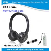 Quality wireless headset for computer wholesale