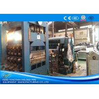 Durable Metal Cut To Length Line CRC Materiial 1600mm Coil Width ISO9001