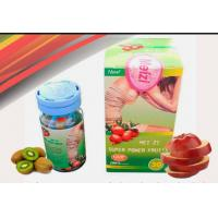 China 100% Natural Slimming Capsule MEIZI Super Power Fruits Herbal Formula 100 on sale