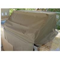 Quality Eco Friendly Built In Bbq Covers / Barbecue Grill Covers Outdoor 600 D Polyester With PVC wholesale