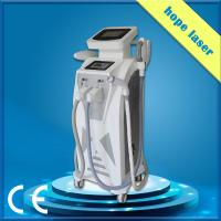 Quality Multifunctional SHR RF Q Switched ND YAG Laser Hair Removal Machine wholesale