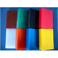 Quality colorful UHMWPE plate/sheet wholesale