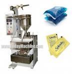 Quality 10ml Automatic Shampoo Sachet Packing Machine/Shampoo Pouch Filling Packing Machine/Liquid Bag Packing Machine wholesale