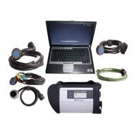 China WIFI Mercedes Star Benz Scanner Diagnostic Tool Compact C4 SD Connect on sale