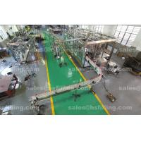 Quality Automatic Juice Bottling Line Turn-key Project From Juice Mixing to Juice Packing wholesale