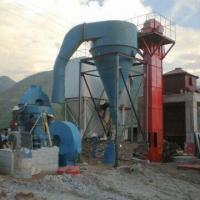 China New type gypsum plaster powder production line, fully automatic on sale