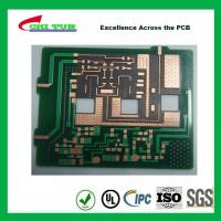 Quality 4 Layer PCB For Computer , FR4 1.6MM OSP Printed Circuit Board Assembly And SMT wholesale
