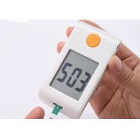 China Automatically Test Diabetic Testing Equipment Blood Glucose Monitoring Devices on sale