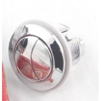 Quality ABS Toilet Fittings Toilet Cistern Spares Push Button No Surface Treatment wholesale