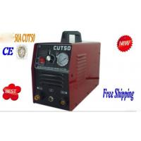 Buy cheap Advanced Inverter Technology / Plasma Cutting Machine / Stable Arc from wholesalers