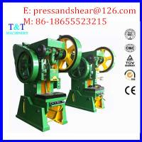 Buy cheap eccentric press from wholesalers