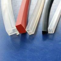 Quality Extruded Silicone Rubber Profiles wholesale