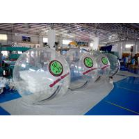 Quality 2m Diameter Transparent Inflatable Walk On Water Ball For Pool wholesale