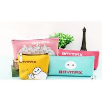 Quality durable pu leather pencil case/bag wholesale