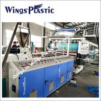 China PVC Chain Mat Production Line / Manufacturing Machinery Factory on sale