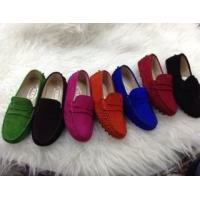 Quality Wholesale T-OD popular Europe brand children's casual shoes leather boy pure color fashion wholesale