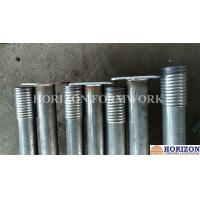 China Internal Thread Scaffolding Steel Prop 3.5m With Cast Handle Painting Surface on sale