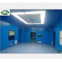 Class 100 Ceiling Hanging Laminar Flow Booth Portable Laminar Air Flow For Operateing Room
