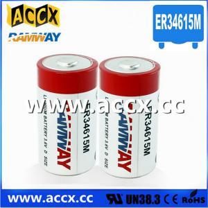 Quality er34615m lithium battery 14.5Ah 3.6V wholesale
