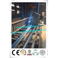 Buy cheap Corrugated web assembling for H beam production line , H beam corruagated welding machine product